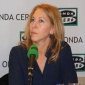 La consejera de Presidencia y Portavoz de la Generalitat, Neus Munté, en Onda Cero