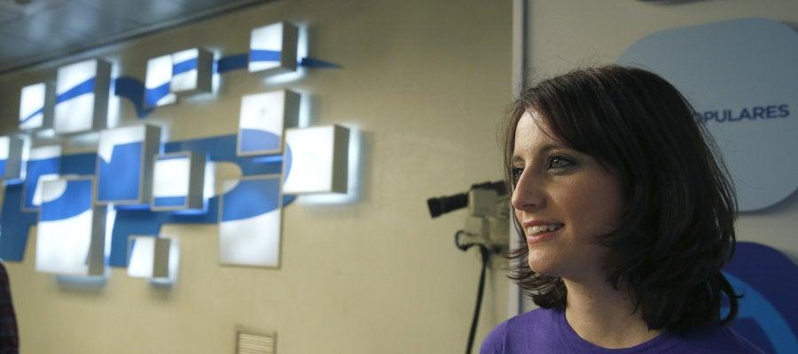 vicesecretaria de Estudios y Programas del PP, Andrea Levy