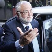 El expresidente de Les Corts y exvicepresidente del Gobierno valenciano, Juan Cotino