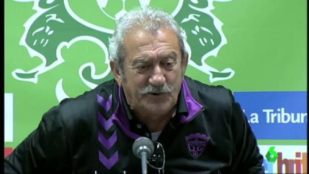 """David Vidal, tras acender al Lorca: """"No ha sido un camino de rosas pero los resultados nos avalan"""""""
