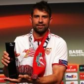 Coke, mejor jugador de la final de la Europa League