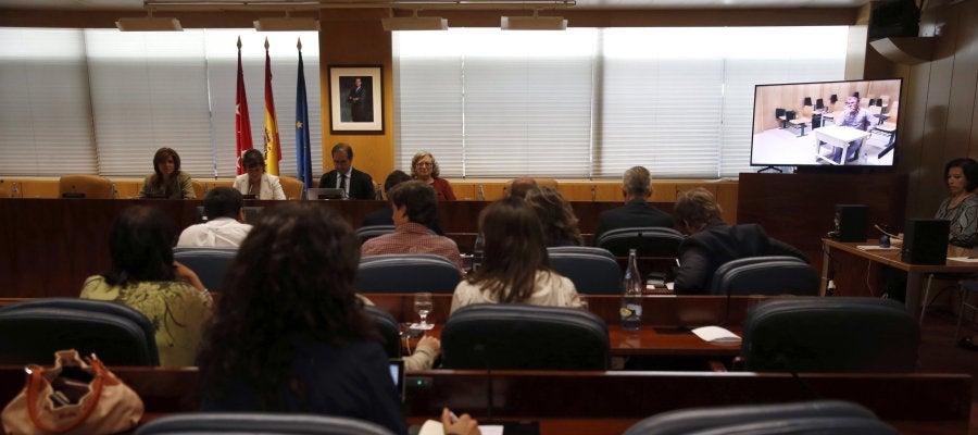 Comisión de investigación de la corrupción de la Asamblea de Madrid