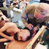 El genetista que lucha por curar a su hijo de una enfermedad rara.