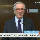 El exalcalde de Barcelona, Xavier Trias