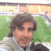 Alejandro Romero desde Milán