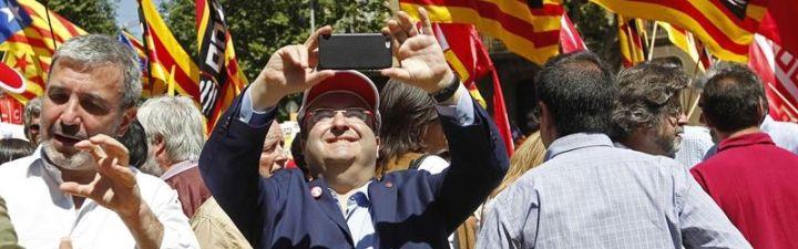 ¿Cree que la presencia del PSC en la manifestación nacionalista del fin de semana perjudica al PSOE?