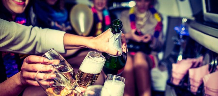 Celebración de una despedida de soltera