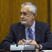 El expresidente de la Junta de Andalucía, José Antonio Griñán