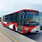 Autobús EMTUSA Gijón