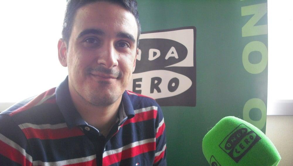 Alfredo Cebrián, cofundador de soluciones cuatroochenta