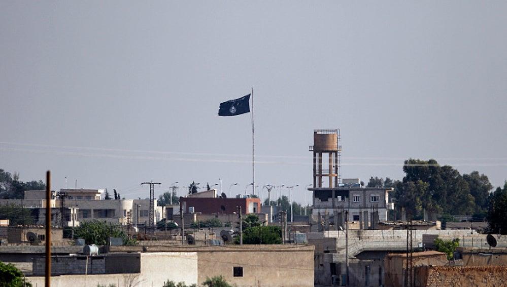 Bandera de Daesh