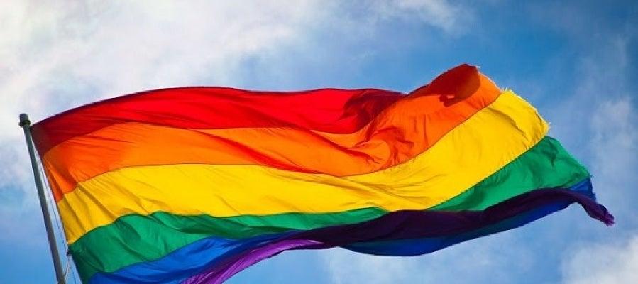 Bandera del movimiento LGTBI