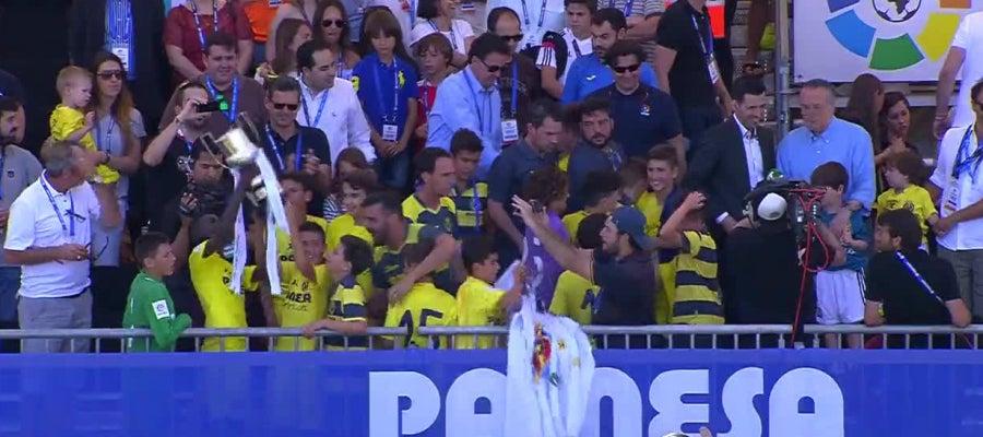 El Villarreal levanta LaLiga Promises