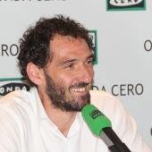 Jorge Garbajosa en Onda Cero