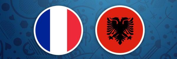 Francia - Albania