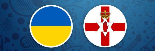 Ucrania - Irlanda del Norte