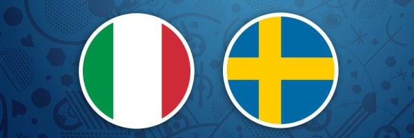 Italia - Suecia