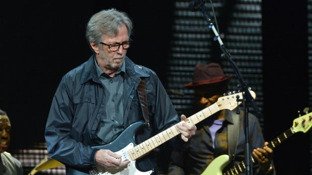 Rock'n'Roll Animal 11x09: ¡Eric Clapton es un animal del rock!