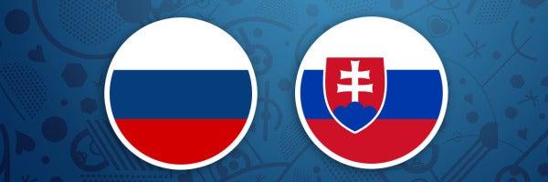 Rusia - Eslovaquia