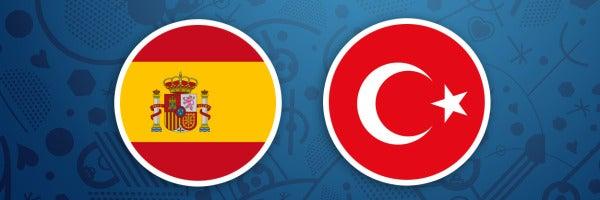 España - Turquía