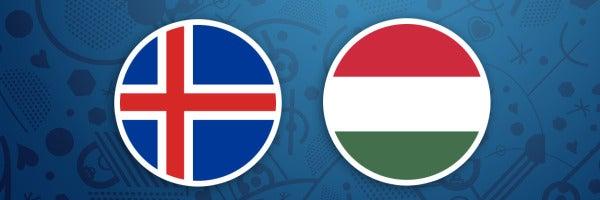 Islandia - Hungría