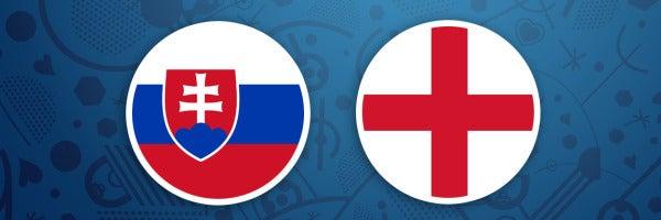 Eslovaquia - Inglaterra