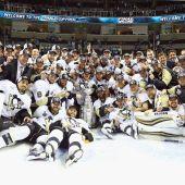 Pittsburgh Penguins, campeones de la NHL