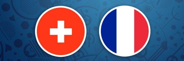 Suiza - Francia