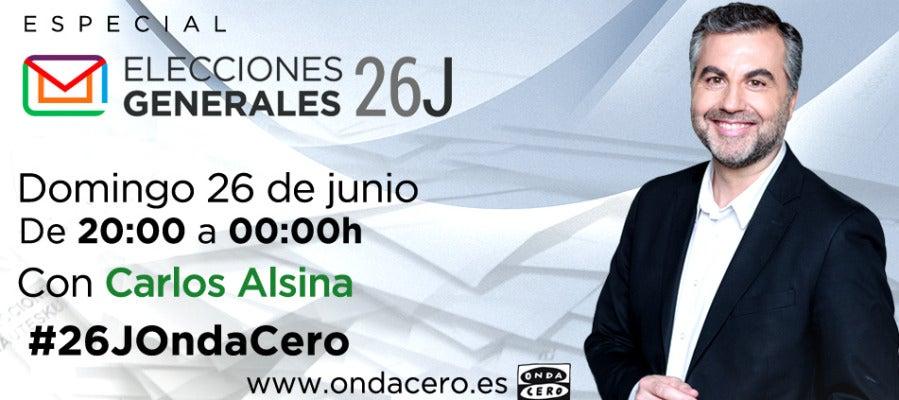 Especial Elecciones 26J