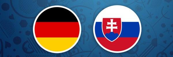 Alemania - Eslovaquia
