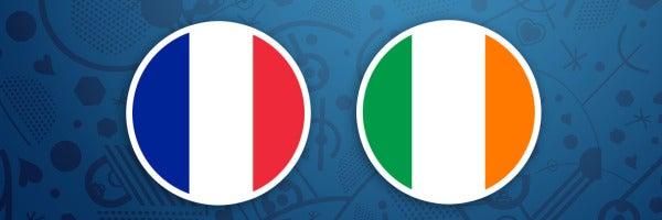 Francia - Irlanda