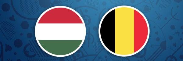 Hungría - Bélgica
