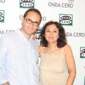 David Jiménez con Isabel Gemio en Te doy mi palabra