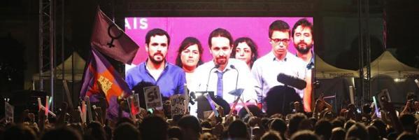 Iglesias no aclara si ve posible un gobierno de izquierdas