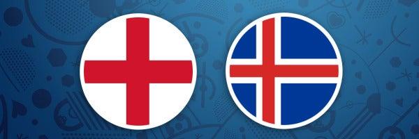 Inglaterra - Islandia