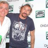 Macaco con Juan Ramón Lucas