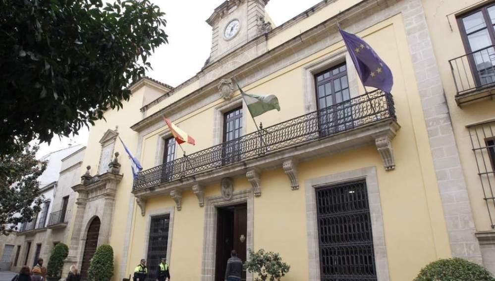 El Ayuntamiento de Jerez de la Frontera