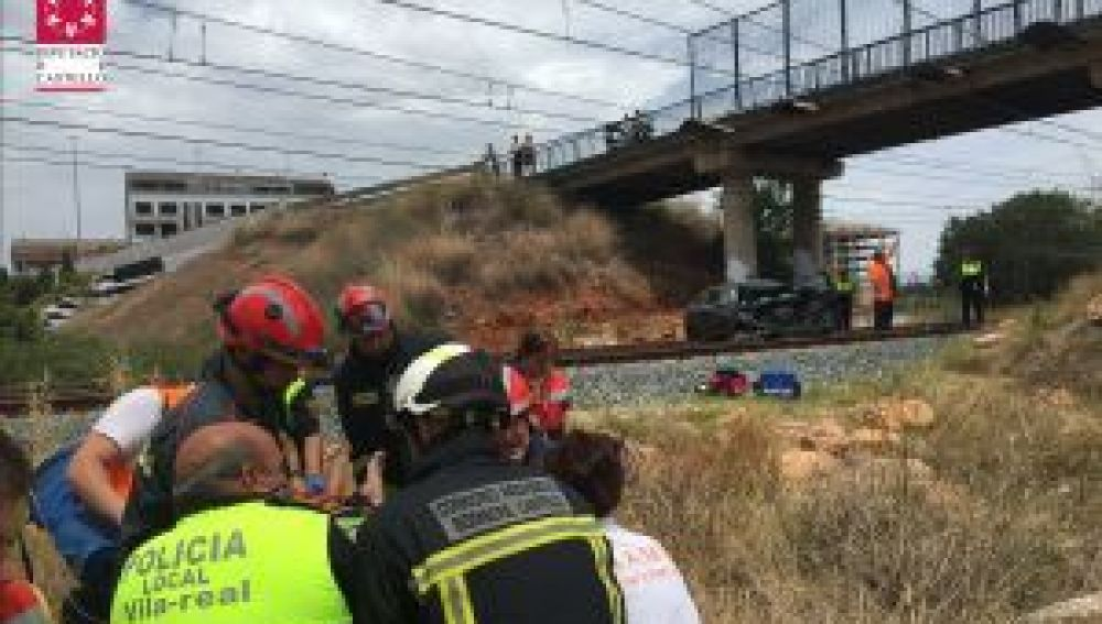 accident pont gallega
