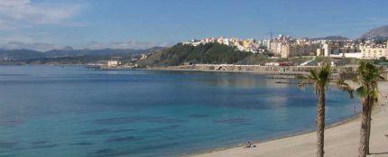Valoración playas Ceuta