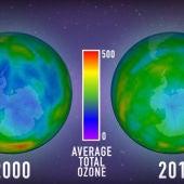 Recuperación capa de ozono 2015
