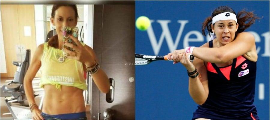 El cambio de la tenista Marion Bartoli
