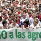 Tres detenidos en Pamplona por agresión sexual y un cuarto por lesiones