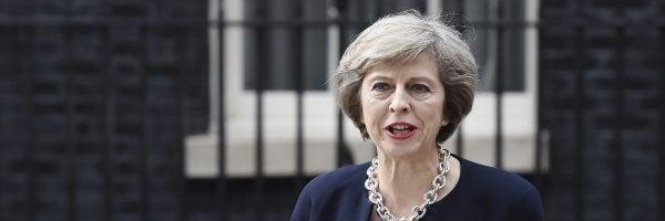 """Theresa May: """"Creemos en la unión entre las naciones de Reino Unido"""""""