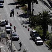 Investigan el escenario del atentado en Niza