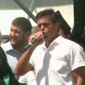 Frame 70.85489 de: Leopoldo López se ratifica como inocente y no se permite acceso a Ruiz-Gallardon a la audiencia de apelación