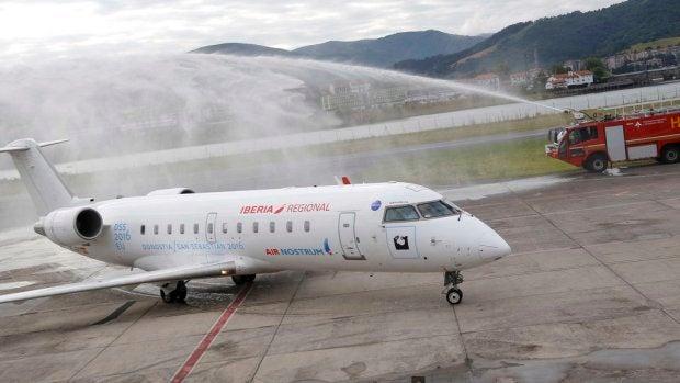 Detenida una sueca por dar la falsa alarma de bomba en un vuelo en Mallorca