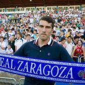 Zapater regresa al Zaragoza