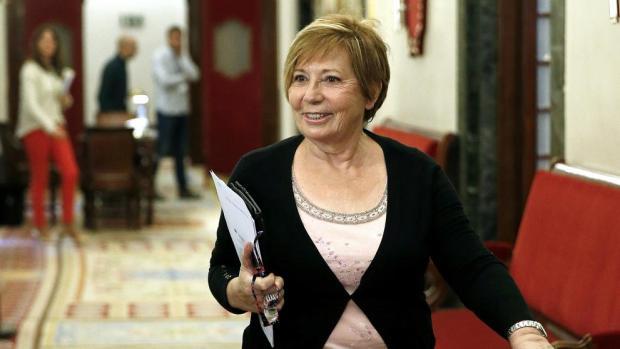 La diputada del PP, Celia Villalobos