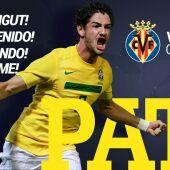 Pato, nuevo jugador del Villarreal