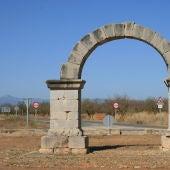 Arc Romà de Cabanes.